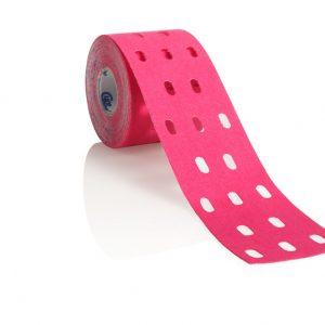 CureTape Punch 500 x 5 cm roze