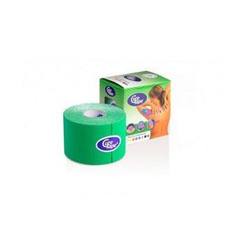 Curetape 500 x 5 cm groen