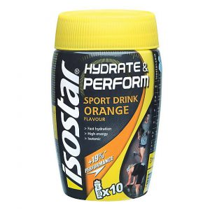 Isostar Hydrate and Perform Orange