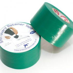 PST kousentape 20 m x 38 mm groen