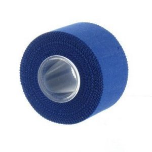 MSP sporttape 10 m x 3,8 cm blauw