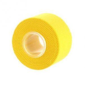 MSP sporttape 10 m x 3,8 cm geel