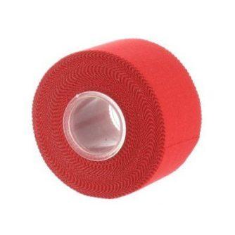 MSP sporttape 10 m x 3,8 cm rood
