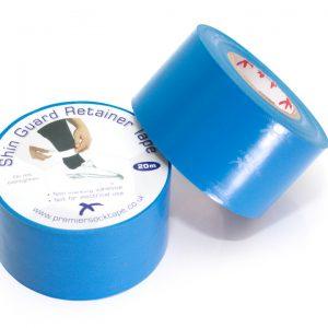 PST kousentape 20 m x 38 mm sky blauw