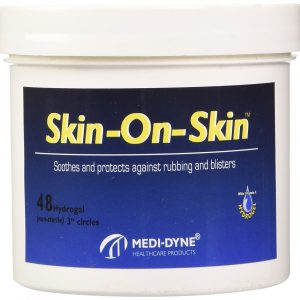 Premium Care second skin-on-skin squares