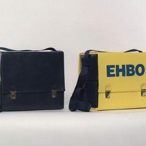 Eerste Hulp tas blauw BHV gevuld