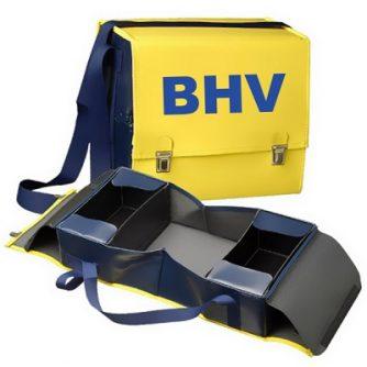 Eerste hulp tas geel