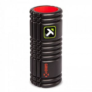 Foam roller The Grid X zwart