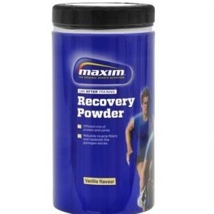 Maxim recovery powder chocolade