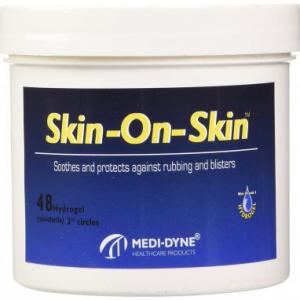 Premium Care second skin-on-skin squares