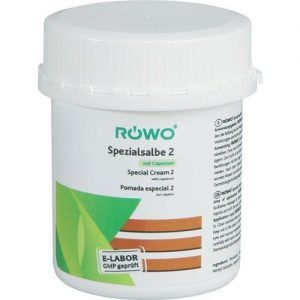 Röwo massagezalf 2 100 ml