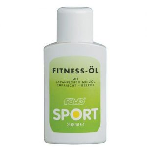 Röwo Fitness olie 200 ml