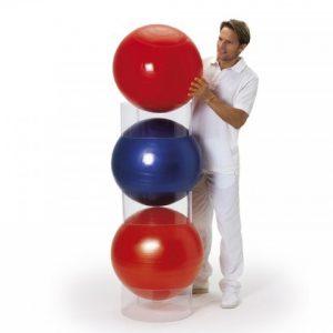 Stapelhulp voor oefenballen
