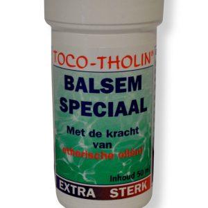Toco-Tholin Balsem speciaal 50 ml