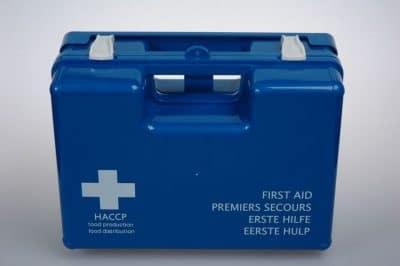 Verbandtrommel Minimulti HACCP gevuld