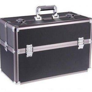 Verzorgingskoffer aluminium middel