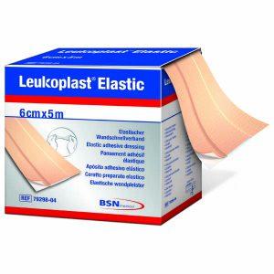 Leukoplast Elastic 5 meters x 8 cm