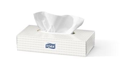 Tork Premium Facial Tissues 100 stuks