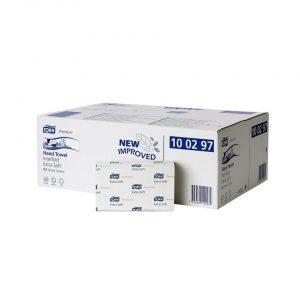 Tork Premium Hand Towel Interfold 21 x 100 stuks