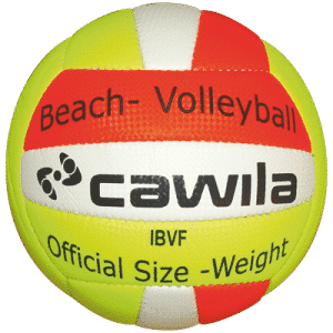 Beachvolleybal Cawila