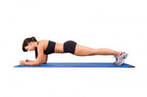 Plank romp- en stabiliteit