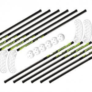 Set Reactor Street floorball sticks