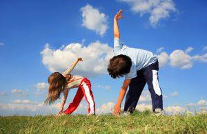 training bij kinderen