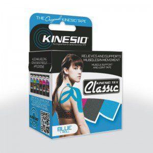 Kinesiotape tex classic blauw