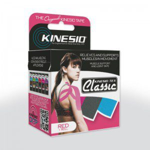 kinesiotape tex classic rood