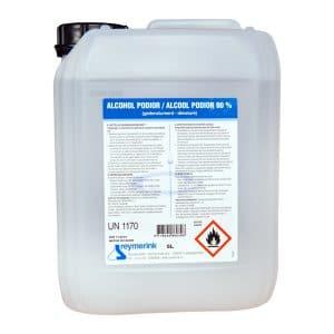Alcohol Podior 80% 5 liter desinfectievloeistof